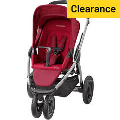 Maxi-Cosi Mura Plus Pushchair - Robin Red