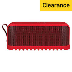 Jabra Solemate NFC Wireless Speaker - Red