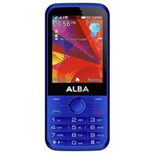 Sim Free Alba 2.8 inch Mobile Phone - Blue