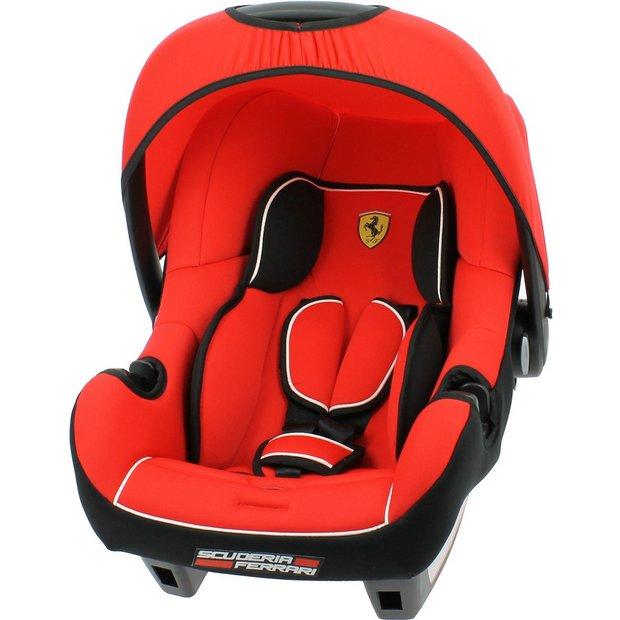 Ferrari Baby Car Seat Toys R Us