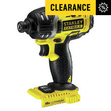 Stanley Fatmax 18V Combi Kit Hammer and Impact Drills