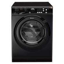 Hotpoint WMXTF842K 8KG 1400 Spin Washing Machine - Black Best Price, Cheapest Prices