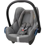 more details on Maxi-Cosi CabrioFix 0+ Car Seat - Concrete Grey.