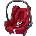 more details on Maxi-Cosi CabrioFix 0+ Car Seat - Robin Red.