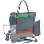 more details on Babymoov Essential Changing Bag - Petrol.