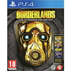 Borderlands: The Handsome Collection PS4 Game