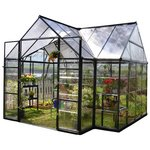 more details on Palram Victory Orangery Greenhouse - 12 x 10ft