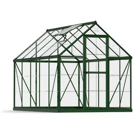 Palram Harmony Green Greenhouse - 6 x 10ft