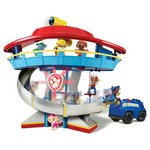 more details on Paw Patrol HQ Lookout Playset.