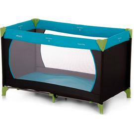 Hauck Dream'n Play Travel Cot - Waterblue.