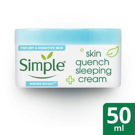 Simple Hydrating Skin Moisturiser - 50ml