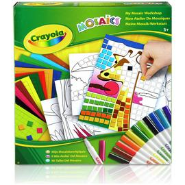 Crayola Mosaic Madness Art Set