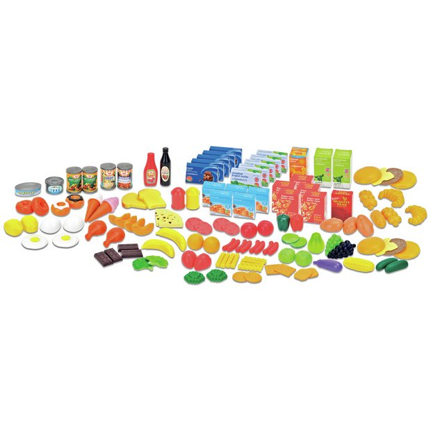 Cooking Stores Online: Buy Chad Valley 104 Piece Play Food Set At Argos.co.uk