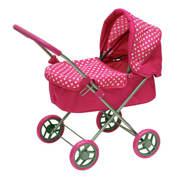 Buy Chad Valley Babies To Love My First Doll S Pram At