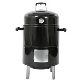 Bar-Be-Quick Smoker & Grill Charcoal BBQ