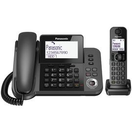 Panasonic KXTGF320 Combo Telephone with Answer M/c-Single