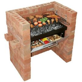 Bar-Be-Quick Build In Grill and Bake Barbecue.