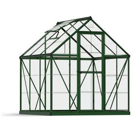 Palram Harmony Green Greenhouse - 6 x 6ft.