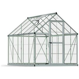 Palram Harmony Silver Greenhouse - 6 x 10ft.