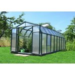 more details on Palram Rion Hobby Gardener Greenhouse - 8 x 16ft