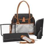 more details on Babymoov Style Changing Bag - Black.