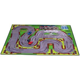 Chad Valley Double Sided Playmat and Cars