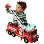 more details on Chad Valley Fire Engine with Lights and Sounds.