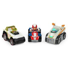 PAW Patrol True Metal Diecast Everest, Tracker & Ryder Set