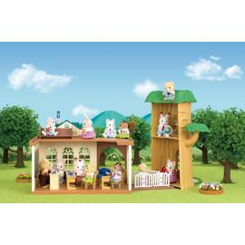 Sylvanian Families Country Tree School.