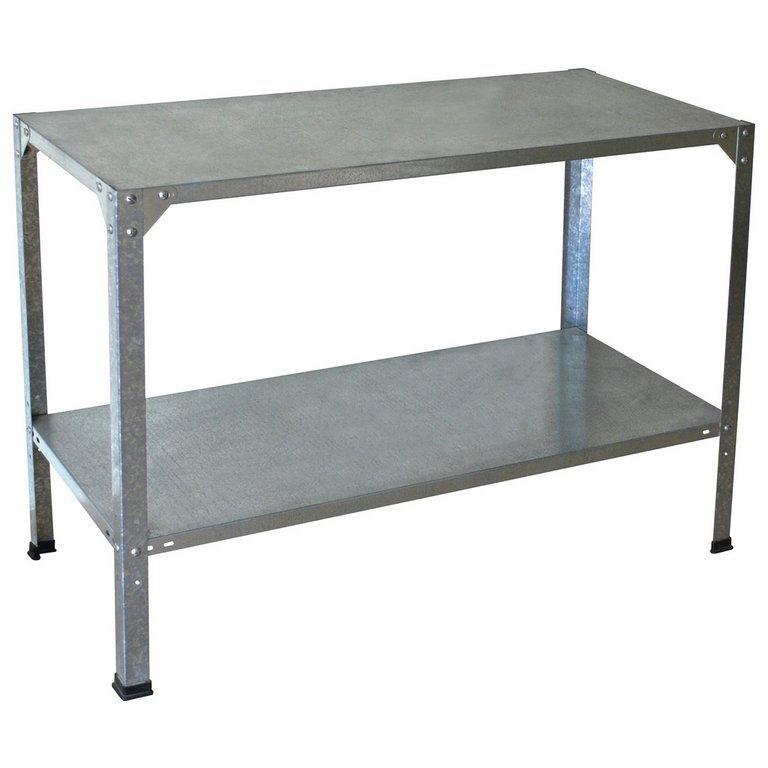 Argos Garden Bench: Buy Palram Urban Gardenning Steel Work Bench At Argos.co