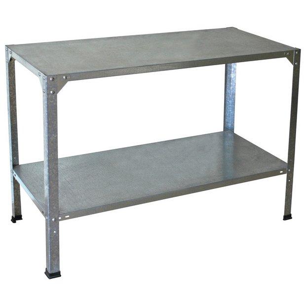 buy palram urban gardenning steel work bench at. Black Bedroom Furniture Sets. Home Design Ideas