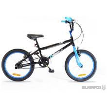 Silverfox Plank 18 Inch BMX Bike