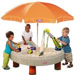 more details on Little Tikes Builders Bay Sand and Water Table Playset.