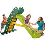 more details on Little Tikes Easy Store Giant Slide - Evergreen.