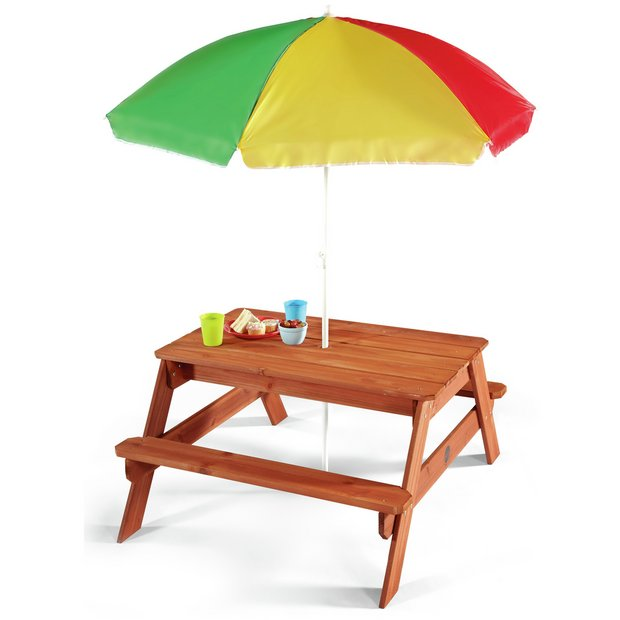 Nice Buy Childrens Outdoor Furniture At Argoscouk  Your Online Shop  With Fair  More Details On Plum Childrens Garden Picnic Table With Parasol With Cute London Kew Garden Also Garden Centre Carmarthen In Addition Claremont Gardens And Cane Garden Bay As Well As Anytime Fitness Welwyn Garden City Additionally Olive Garden Bloomington From Argoscouk With   Fair Buy Childrens Outdoor Furniture At Argoscouk  Your Online Shop  With Cute  More Details On Plum Childrens Garden Picnic Table With Parasol And Nice London Kew Garden Also Garden Centre Carmarthen In Addition Claremont Gardens From Argoscouk