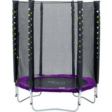 Plum Stardust Junior Trampoline with Enclosure