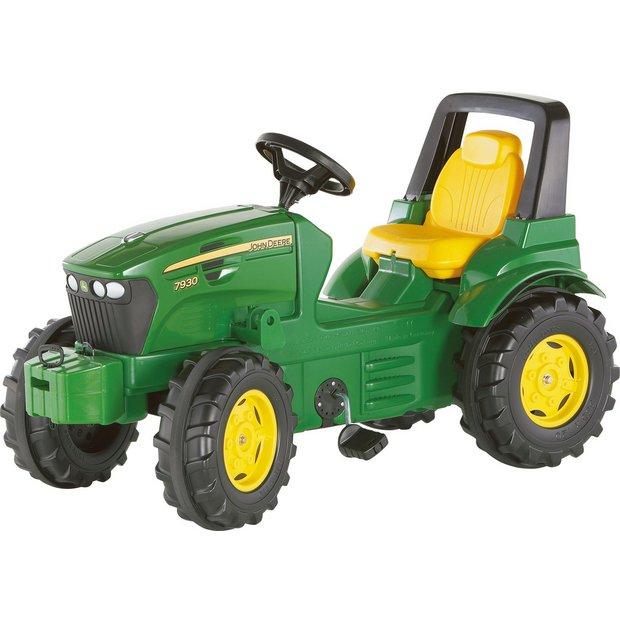 John Deere Baby Gifts Uk : Buy john deere child s tractor at argos your