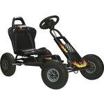 more details on Ferbedo Black Air Runner ar-1 Go Kart.