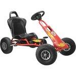 more details on Ferbedo Red Air Runner ar-1 Go Kart.