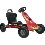 more details on Ferbedo Red Air Racer ar-2 Go Kart.