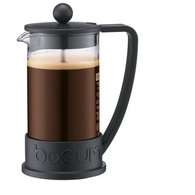 Buy Bodum Brazil 3 Cup 350ml Coffee Maker - Black at Argos.co.uk - Your Online Shop for Teapots ...