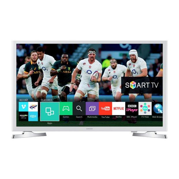 buy samsung ue32j4510 32 inch hd ready smart tv at argos. Black Bedroom Furniture Sets. Home Design Ideas
