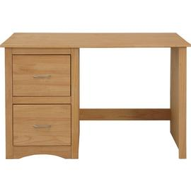 Argos Home Chester 2 Drawer Office Desk