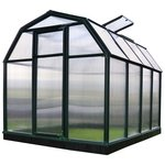 more details on Palram Rion Eco Green Greenhouse - 6 x 8ft