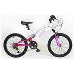 more details on Muddyfox Eclipse 20 Inch Dual Suspension Bike