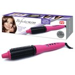 more details on Perfecter Fusion Ceramic Digital Hair Styler - Pink.