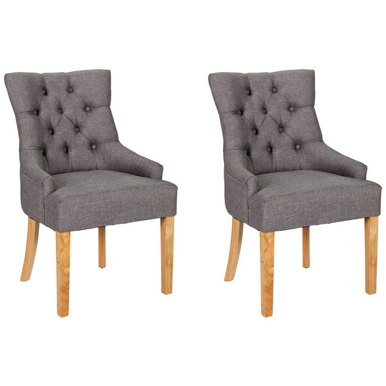Buy Heart of House Pair of Charcoal Cherwell Dining Chairs  : 3898329RSETMain768ampw620amph620 from www.argos.co.uk size 620 x 620 jpeg 35kB