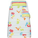 more details on Gro To Bed Cot Bed Bedding Set - Counting Sheep.