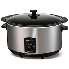Morphy Richards Accents 6.5L Sear and Stew Slow Cooker
