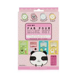 Sugu Fab Four Face Mask Gift Set - Set of 4